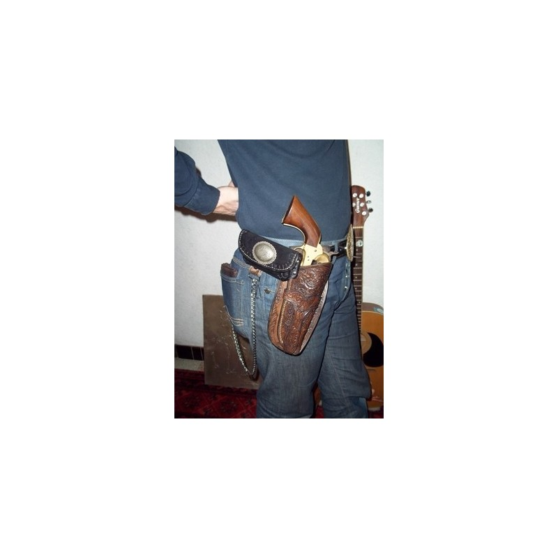 Holsters classiques et westerns gt holster colt 44 frontiere