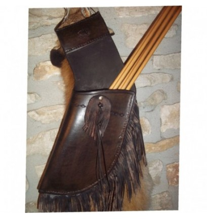 carquois chasse pour gaucher